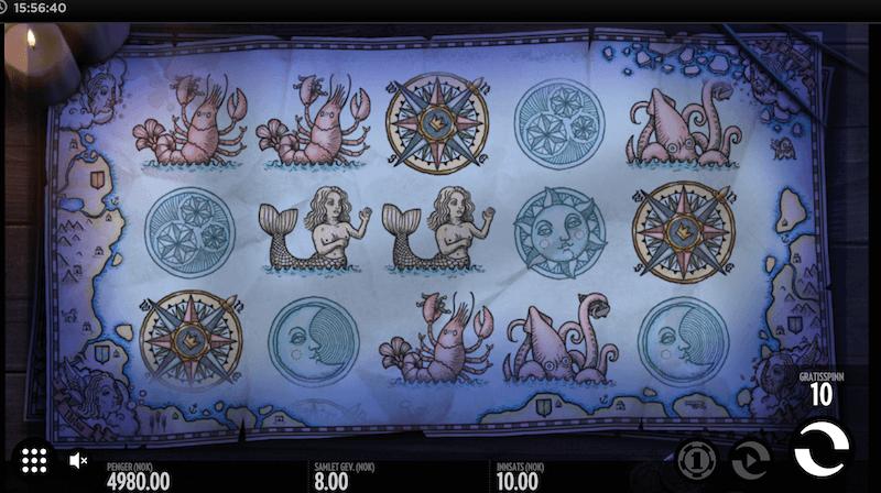 1429 Uncharted Seas - scatter-symbolet