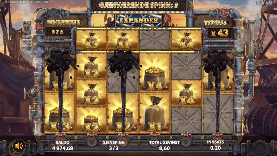 Black Gold 2 Megaways™ - Gold Rush