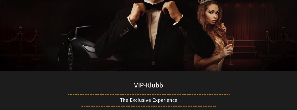 CasinoExtra VIP-klubb