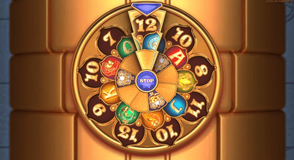 Codex of Fortune bonushjul