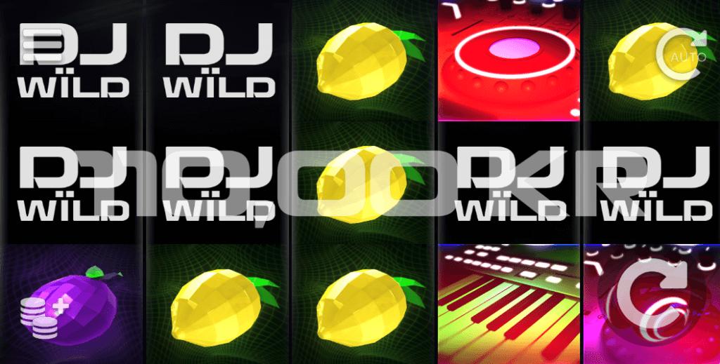DJ Wild storgevinst