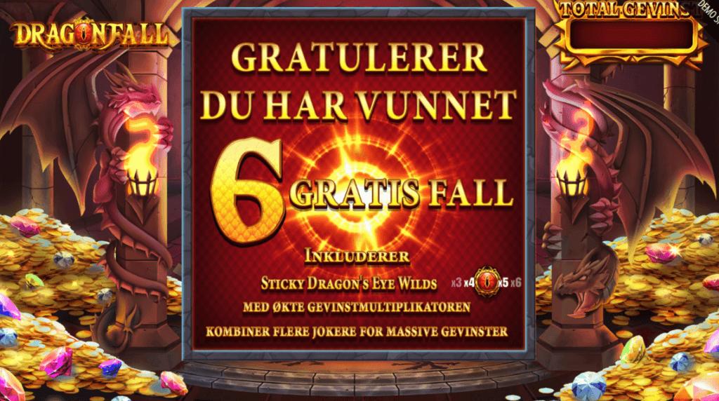 Dragonfall gratis fall