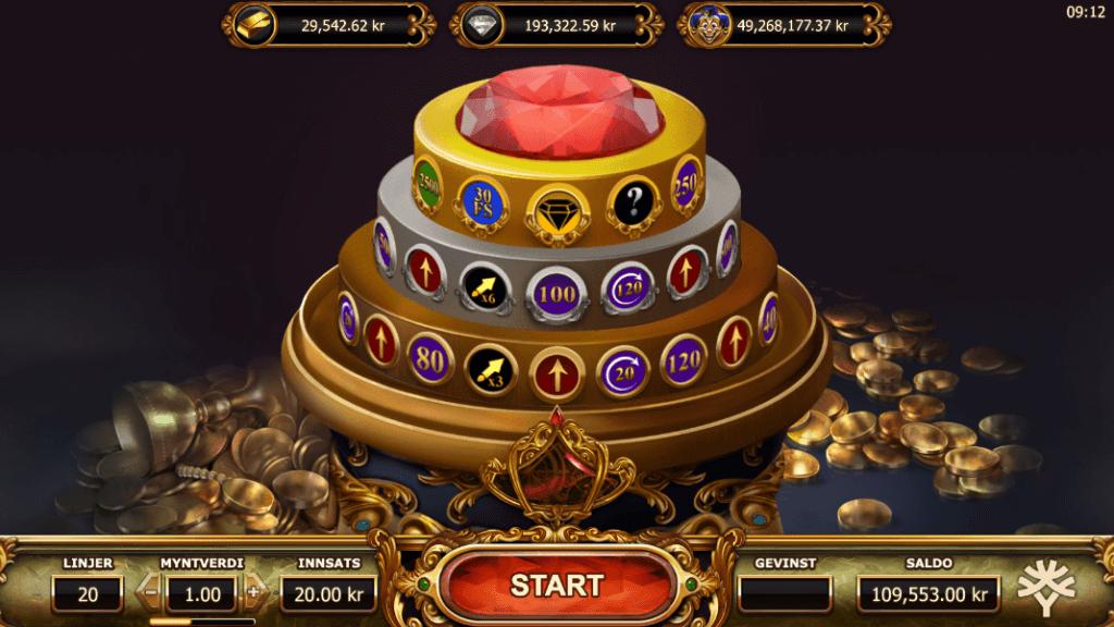 Empire Fortune bonusspill