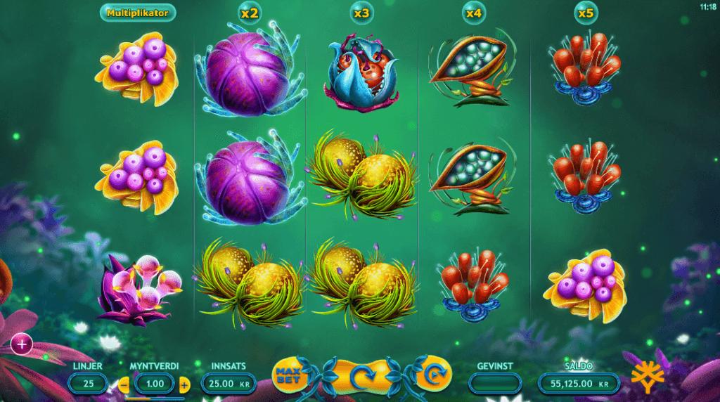 Fruitoids av Yggdrasil