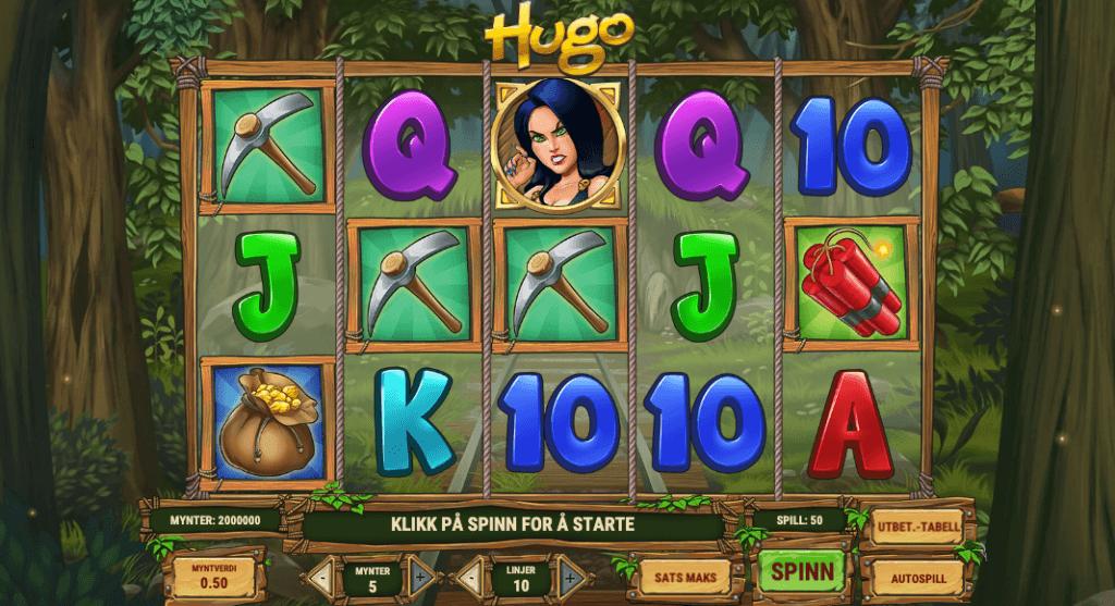 Hugo av Play'n Go