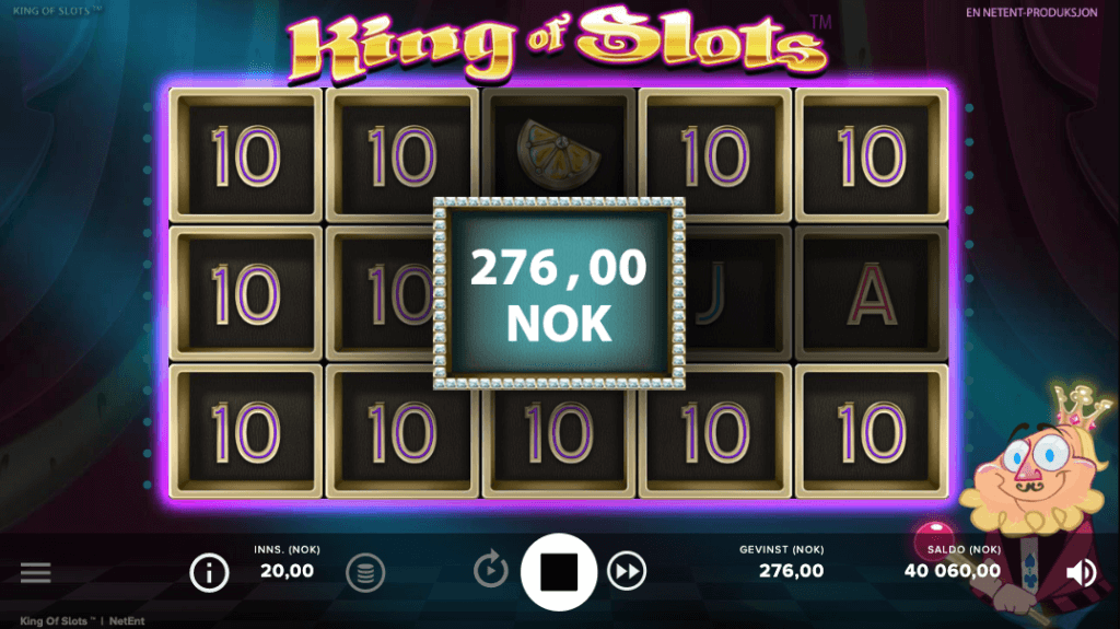 King of Slots - Sticky Win