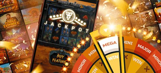 LeoVegas har lansert LeoJackpot