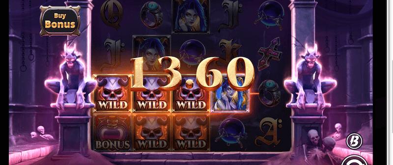 Lucky Lucifer - wild gevinstkombinasjon