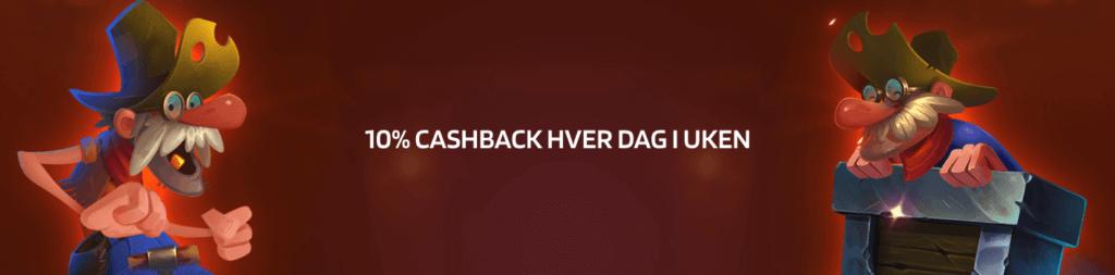 LyraCasino cashback