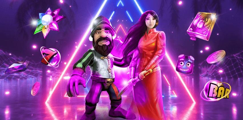 MegaRush free spins på spilleautomater