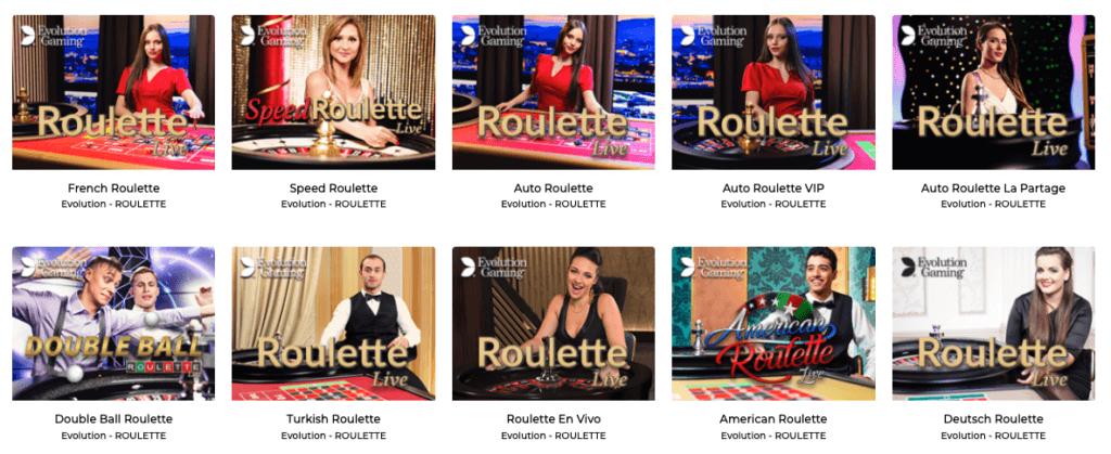 Mucho Vegas - Live Casino