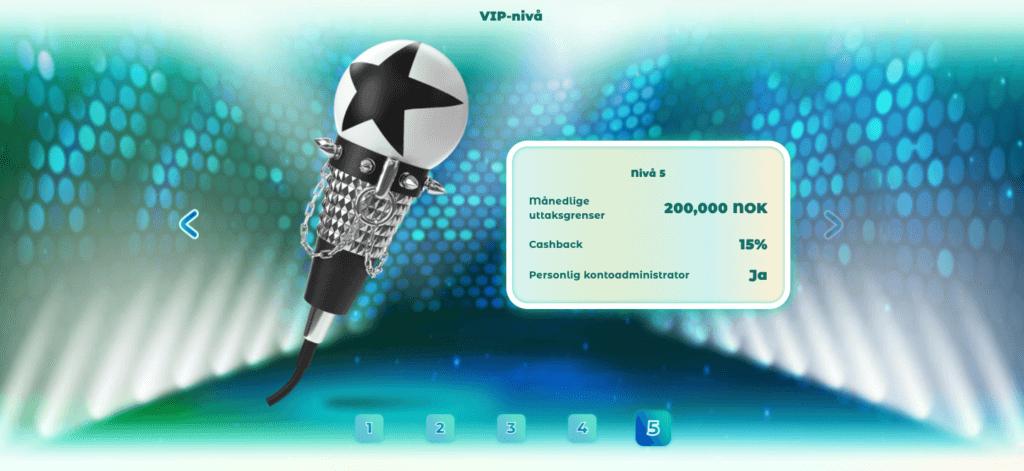Neon54 VIP-program