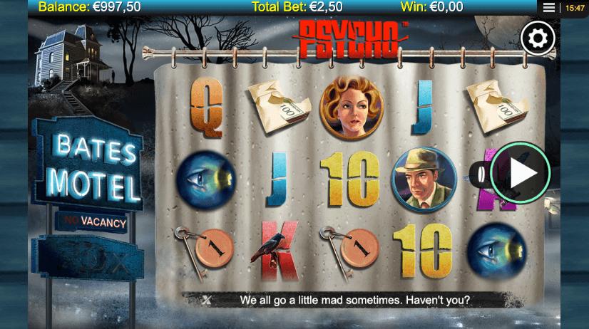 Psycho av NextGen Gaming