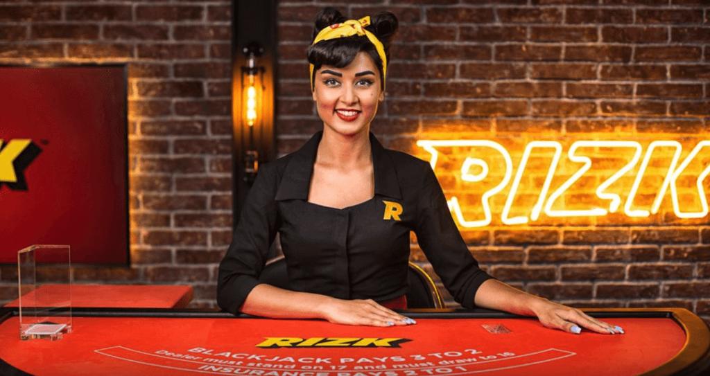 Rizk Live Casino-bonus