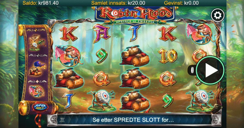 Robin Hood Prince of Tweets av NextGen Gaming