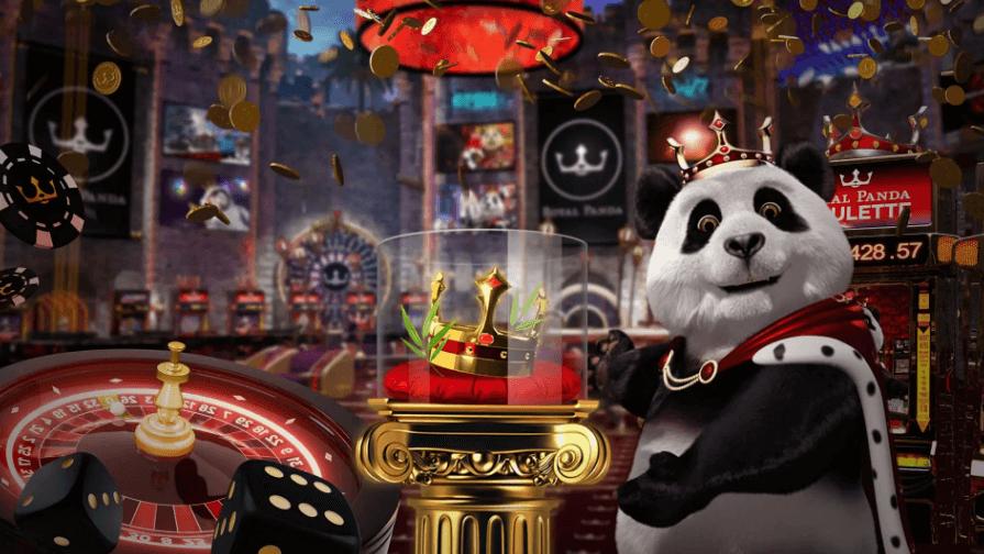 Royal Panda casinobonus