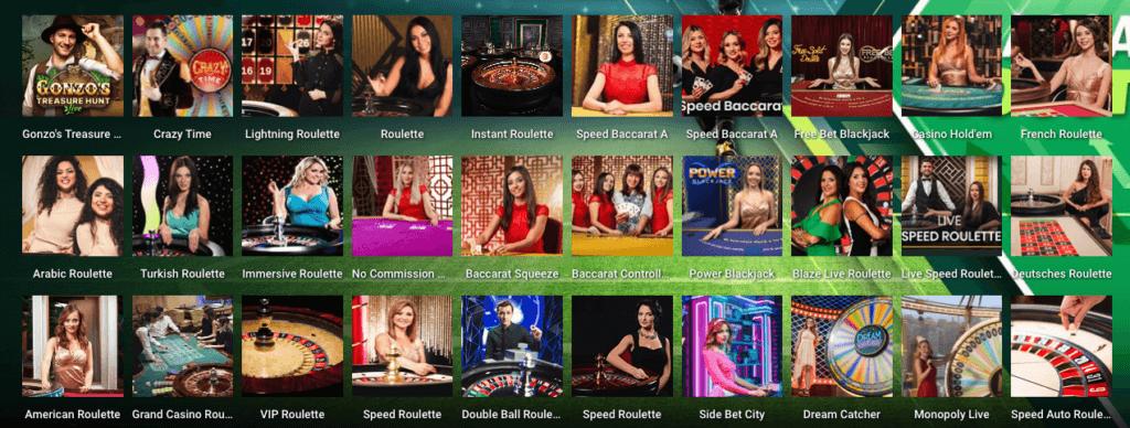 Shangri La Live - Live Casino