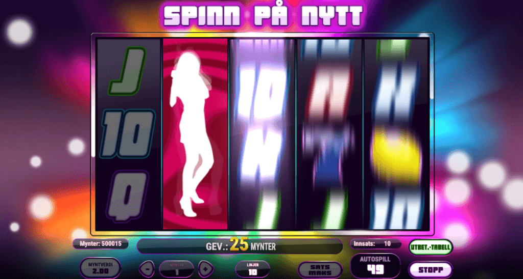 Spin Party respin