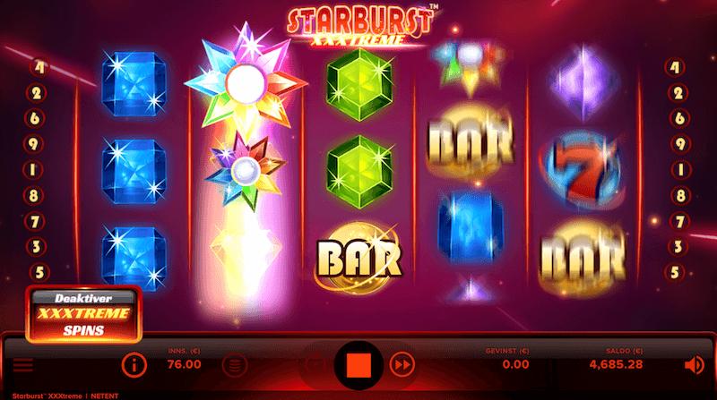 Starburst_XXXtreme_spilleauatomaten