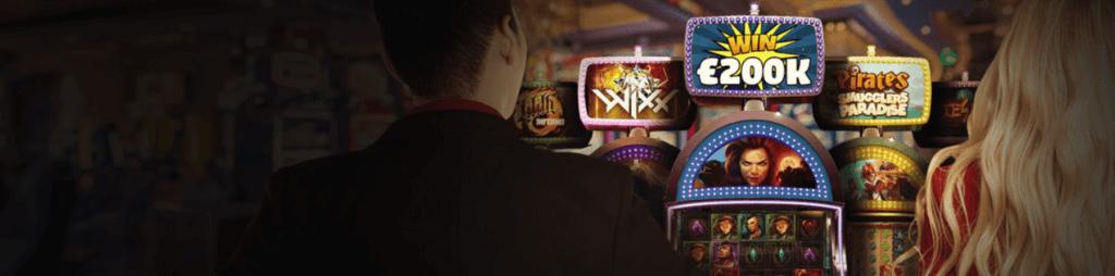 SuperPoints hos CasinoExtra