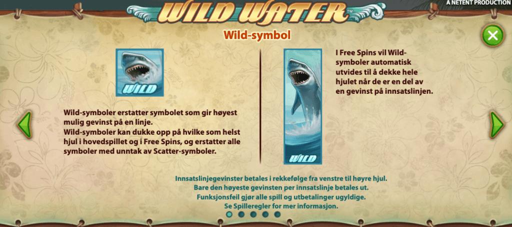 Wild Water wilds
