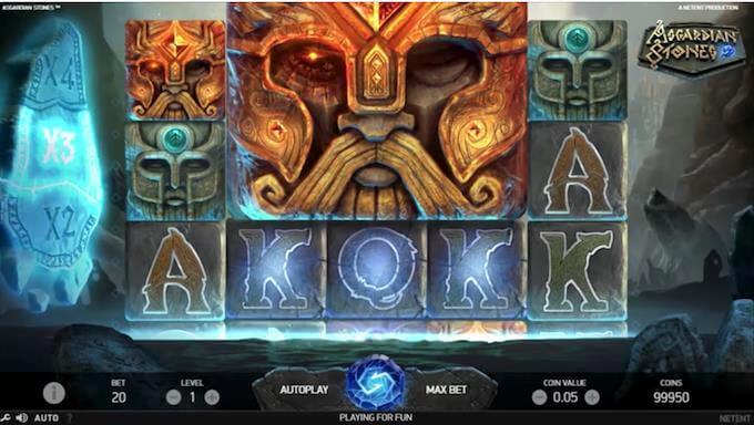 Asgardian Stones hovedspill