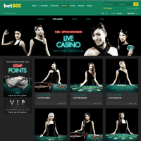 Bet365 Live Casino
