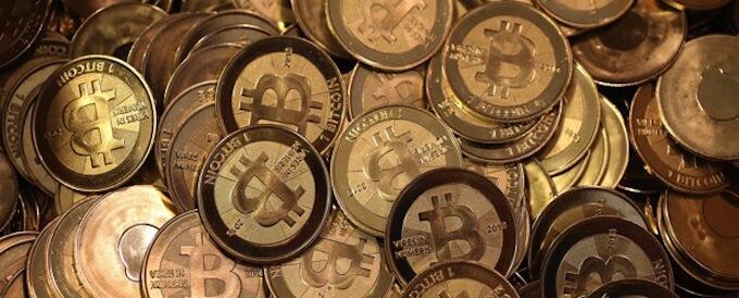 Bitcoin casino med mynter