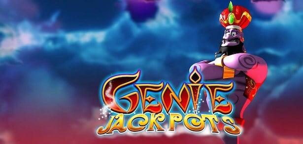 Blueprint Gaming - Genie Jackpots