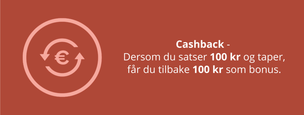 Cashback-bonuser