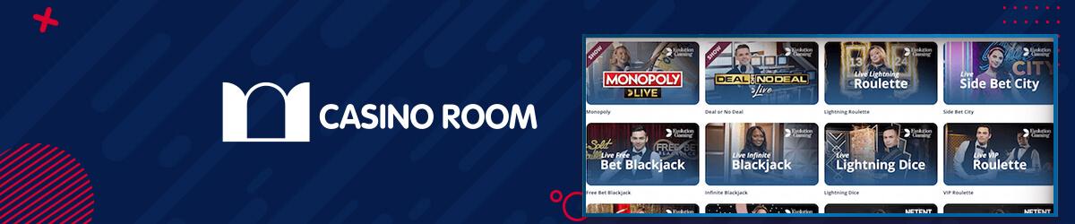 Casino Room - Live Casino