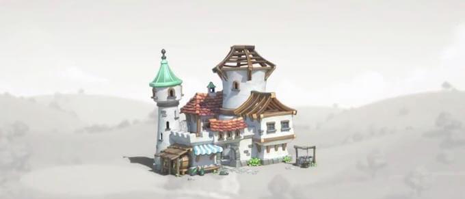 Castle Builder 2 slott