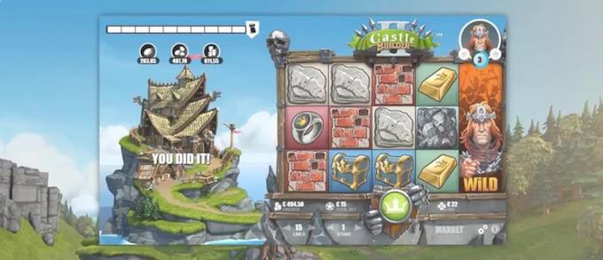 Castle Builder 2 hovedspillet