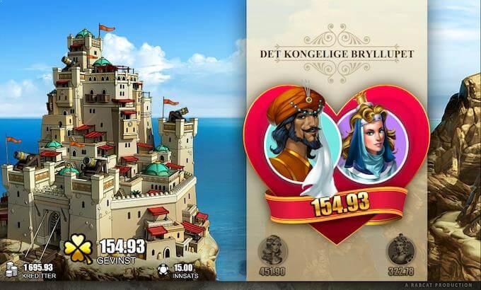 Castle Builder bonusgevinst