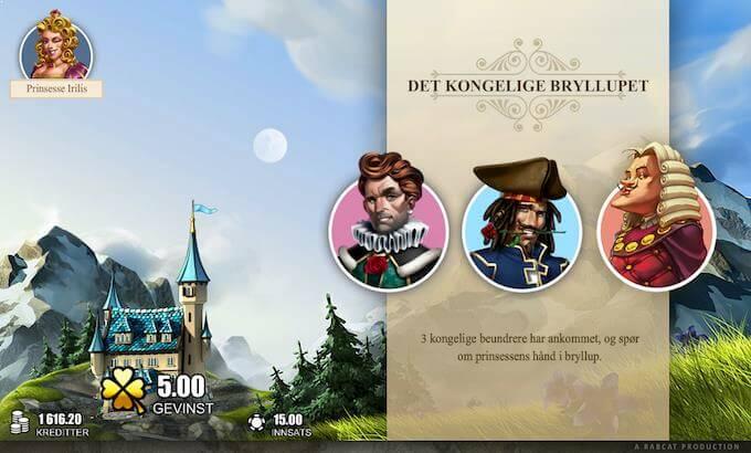 Castle Builder bonusspill