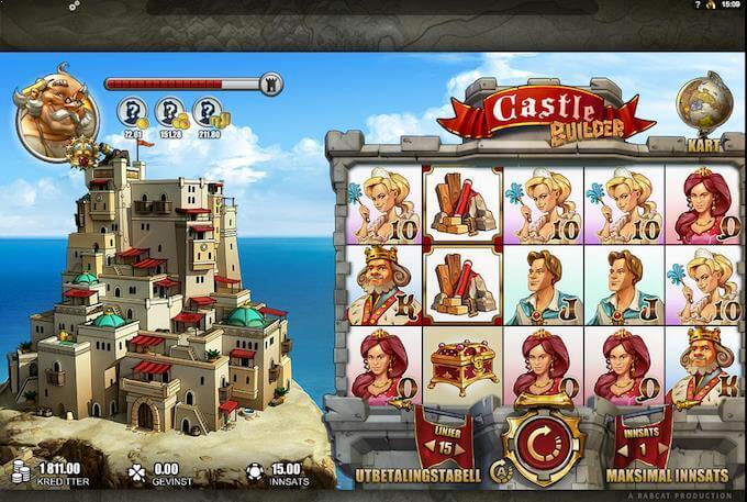 Castle Builder hovedspill
