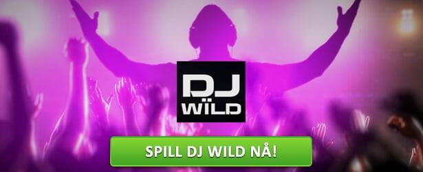 Spill spilleautomaten DJ Wild hos CherryCasino