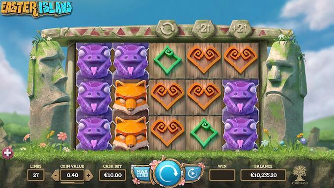 Easter Island hovedspill