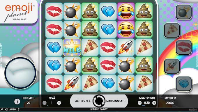 Emojiplanet hovedspill