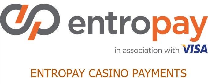 Entropay som betalingsmetode hos nettcasinoer