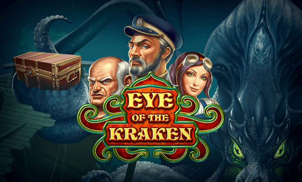 Eye of the Kraken er en populær spilleautomat fra Play'n Go. Spill det hos CherryCasino