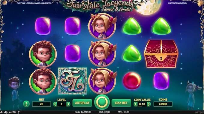 Fairytale Legends: Hansel and Gretel spillvisning