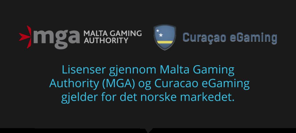 Gamblinglisenser for det norske markedet