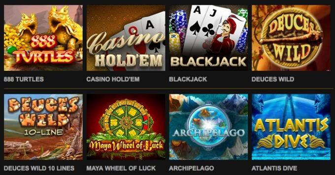 Games OS casinospill