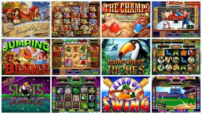 GamesLab spilleautomater