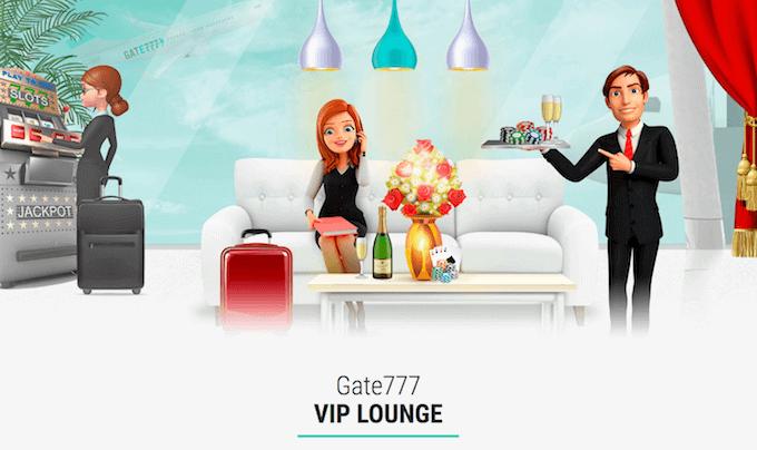Gate 777 VIP Lounge