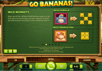 Go Bananas wildvisning nr 2