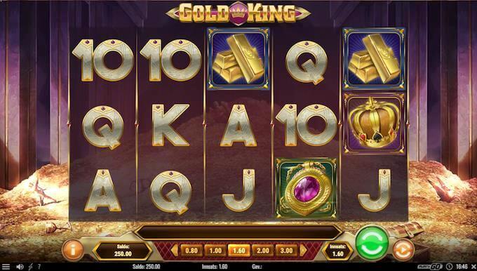Gold King hovedspill