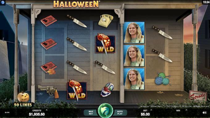 Halloween hovedspill