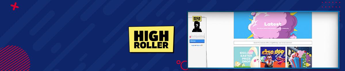 Highroller Casino - Metrocity